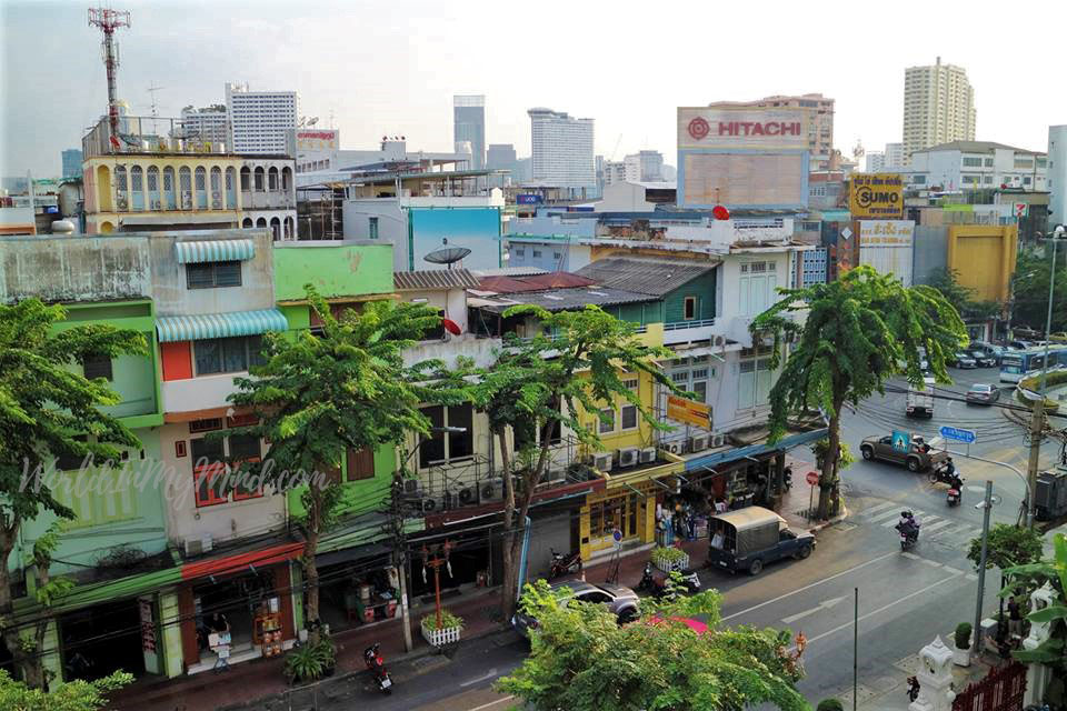 Urban photography: Bangkok
