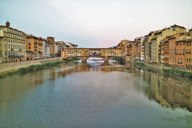 Urban photography: Ponte Vecchio, Florence, Italy