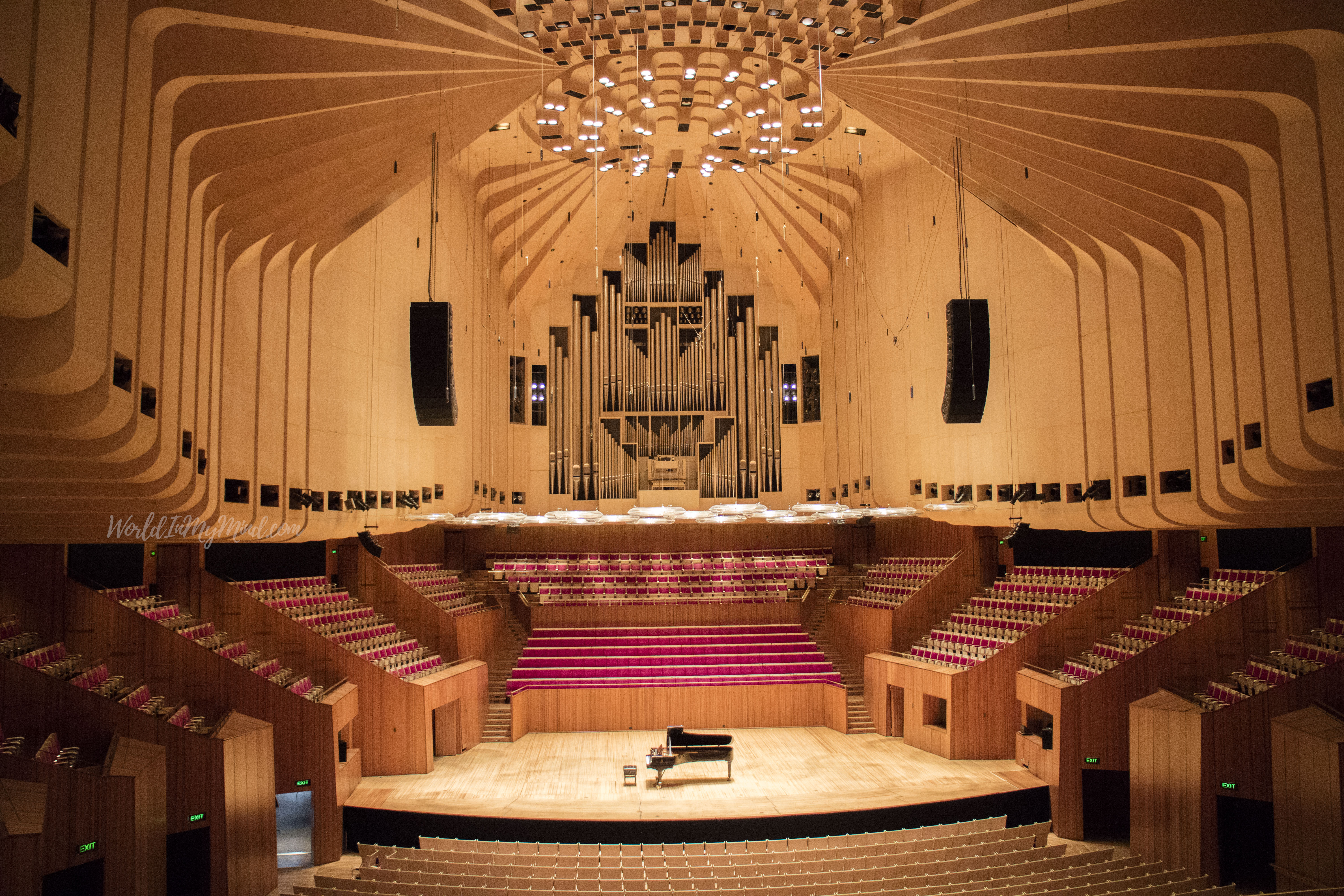 The Concert Hall, Sydney Opera House