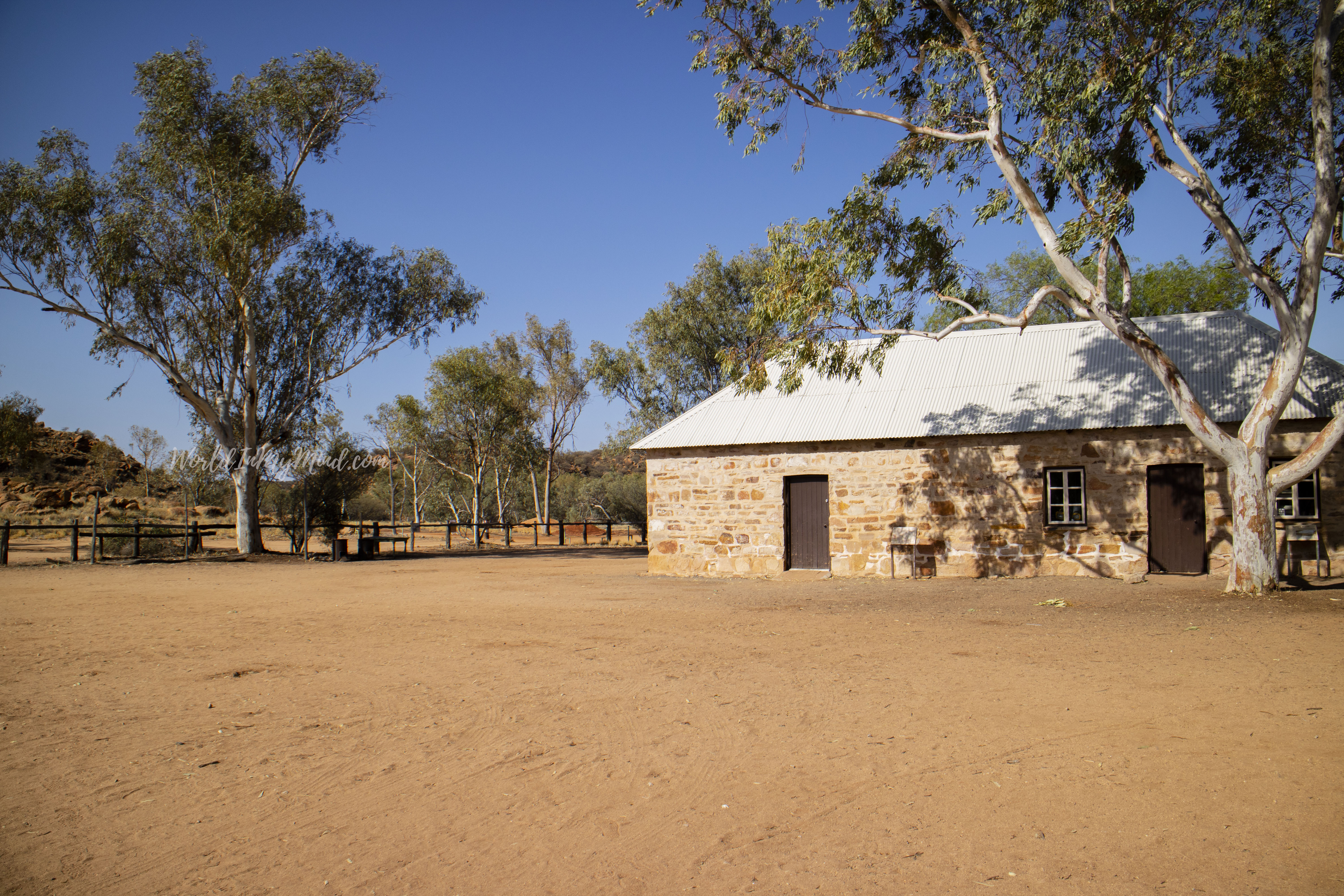 Alice Springs, Telegraph Station